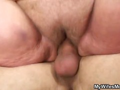 amateur, blond, bbw, hard, ouma