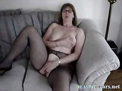 moaning, homemade, cum-shot, milf, masturbation, housewife, mature, pussy-eating, granny, orgasm, fingering