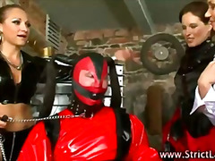 fetish, bdsm, leather, domination, bizarre, t.y., bondage, latex, femdom, sissification, strapon