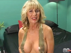 reality, big-tits, blonde, interview