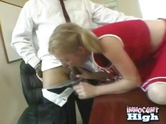 girl-on-girl, beautiful, blow, hand-job, white, cocksucking, babe, adorable, school, blonde