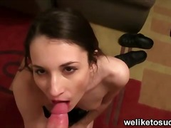 sluk, hand job, bj, self gemaak, amateur