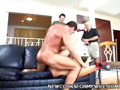 Famous new cocks for my wife shows nice collection of wifes home movies obscene movs