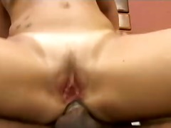 oral, sex-toys, vagina, blowjob, cum-shot, latin, interracial, vaginal, anal, ass-licking, couple, brunette