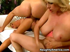 Penny porsche and brooke belle diary of a milf