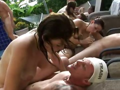 anal, oral, party, group, blowjob, oral, hardcore