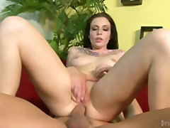 anale, brunette, dita, orale, culo, anale, hardcore