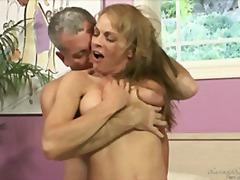 hd, bed, hardcore, couple, doggystyle, milf