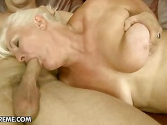 ouer, blond, hard
