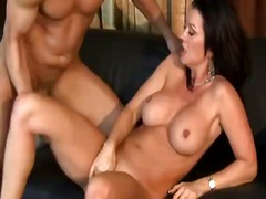 Large tits babe raquel devine fucking biggest dick of chris johnson