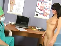 examination, speculum, kinky, insertion, medical, exam, extreme