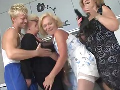 housewife, granny, blowjob, bizarre, gangbang, hardcore, old, group, mature, young