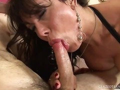 transsexuelles, pipes, anal