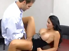 busty, deepthroat, reality, blowjob, doggystyle, hardcore, pornstar, trimmed, raven, facial