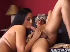Mature porn is what this porno movie is about.