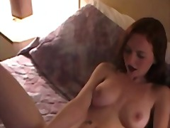 amateur, toys, redhead, canada, canadian, homemade, real