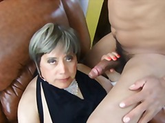 cumshot, sucking, fucking, ass, crossdressing