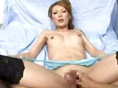 shemale, ladyboy, tiete, asiër, anaal, ou, universiteit
