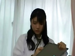 nurses, asian, doctor, japan, blowjob, japanese, uniform