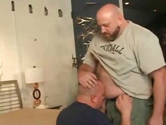 blowjob, gay, große typen, oral,