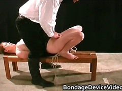 slave, upper, tied, bondage, bdsm, fetish, spank, bound