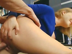 wit, blond, hard, hand job, boud, lek, bj