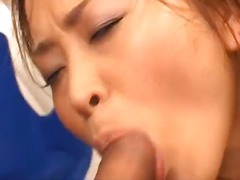 Bound milfs hairy pussy has teased and fucked