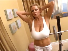 mature, big, blowjob, boobs, cougar, melons, older, blonde, tits, milf