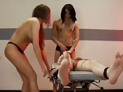 group, tgirl, hardcore, brunette, fetish, tranny, shemale, bondage, transvestite, ladyboy