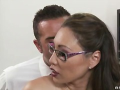 school, natural, perfect, pornstar, brazzers, blowjob, stockings, fake, tits, titties, work, miko, nice, office, glasses