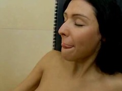 Ultra awesome youth innocent lesbie lindsey and elizabeth kissing near hungry inside a tub tub