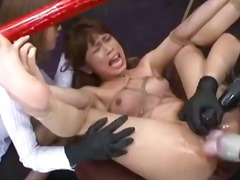tied, extreme, brutal, bdsm, domination, slave, sadism, japanese, masochism, screaming