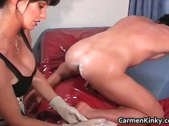 badezimmer, fisting, dominanz, bondage, rollenspiele, fetish, female domination
