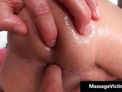 anaal, gay, condoom, olie, massage