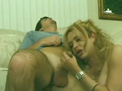 big, shemale, guy, tits, sucking, college, fucking, anal, blonde