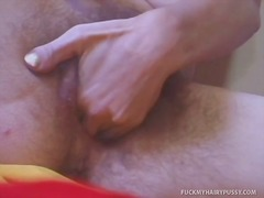 sex toy, amateur, sologirl, strapon, milf, hairy, toys, vibrator, dildo, toy
