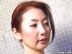 shower, japanese, hairy