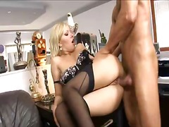 Victoria sin is asshole stretched