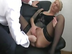 minnares, rook, blond, fetish, massering, pis, oop