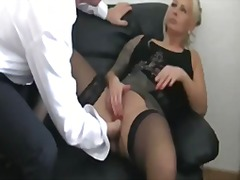 cowgirl, fishnet, heels, mistress, pussy, vagina, busty, fantasy, hairy, oil, smoking, ejaculate, extreme