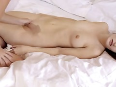 internal, vagina, juicy, cunnilingus, pussy, insertion, finger, cunt, fisting, lick, clit, lesbian, shaved, tight