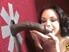 penetration, fucking, glory, interracial, drilled, cock, big, hardcore, hole, man, fart, old, pussy
