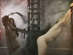 lezdom, chained, bdsm