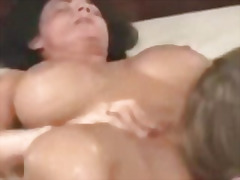 lesbian, oral, lick, fingering, pussy