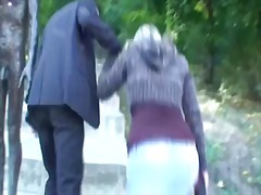 sex in public, in afara casei, blonde
