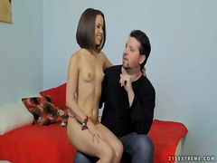 Enjoy dirty talks with amazing young babe jalace who has to get naked in front of camera