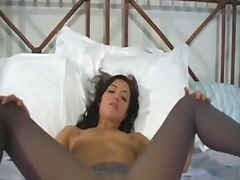 fetish, eroties, nylon, babe, broekiekouse, mooi