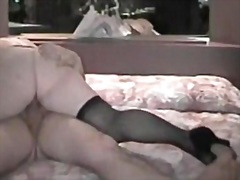 Private Home Clips:sykous, kont, fetish, bed, vrou