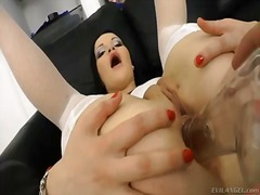 Hardcore anal fuck with a sexy lady rita d and her fucker named omar galanti