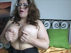 tasty, horny, mature, plump, masturbation, milf, mom